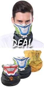 face bandana