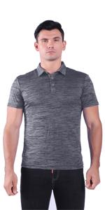 polo shirt for men,golf shirts,golf polo shirt,charcoal polo