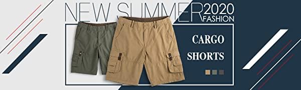 men's cargo shorts'