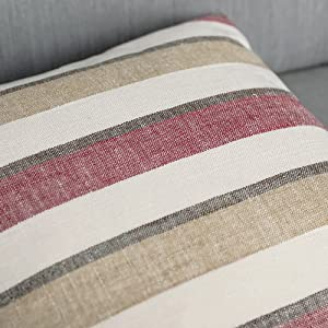 quality fabric material farmhouse pillow
