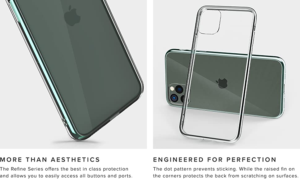 ZIZO REFINE iPhone 11 Pro Max. More than Aesthetics. Engineered for Perfection.
