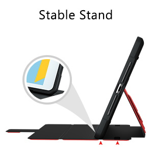 ipad 10.2 cover with stand