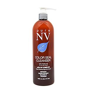 pure nv keratin collagen argan oil color safe smoothing hair