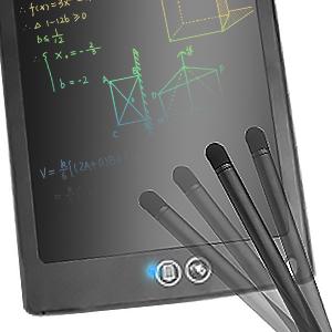 vaensong partial erase lcd writing tablet