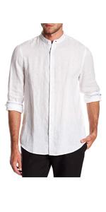 men's linen shirt