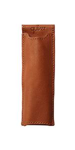 Pocket Double Pen Holder For Notebook Quiver