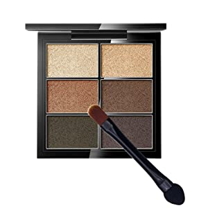 This eyeshadow can fit your palette well