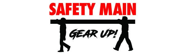safety main, safety vest, safety gear, jacket, workwear, high visibility, hi viz,