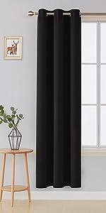 Soild Blackout Curtains