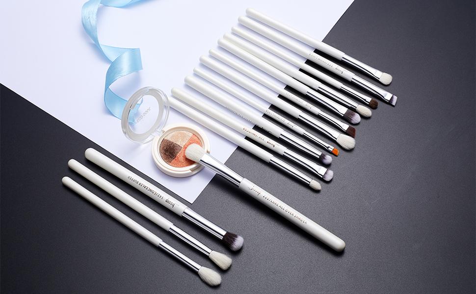 Jessup eyeshadow makeup brushes