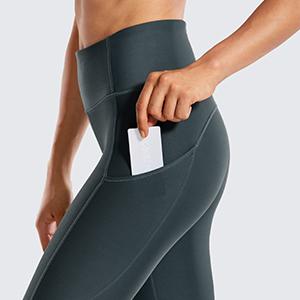 women leggings with pockets