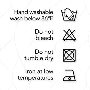 hand washable