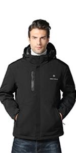 Mne's  heated jacket