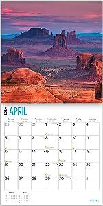 sunset calendar