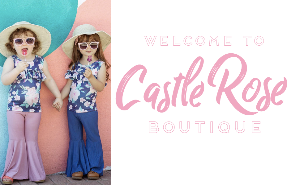Castle Rose Boutique home of our famous bell bottoms