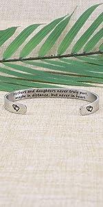 Mothers daughters bracelet
