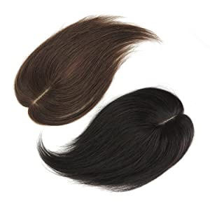 brown and natural black