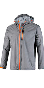 golf rain jacket men