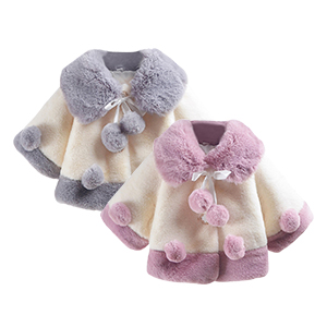 baby girls poncho cape