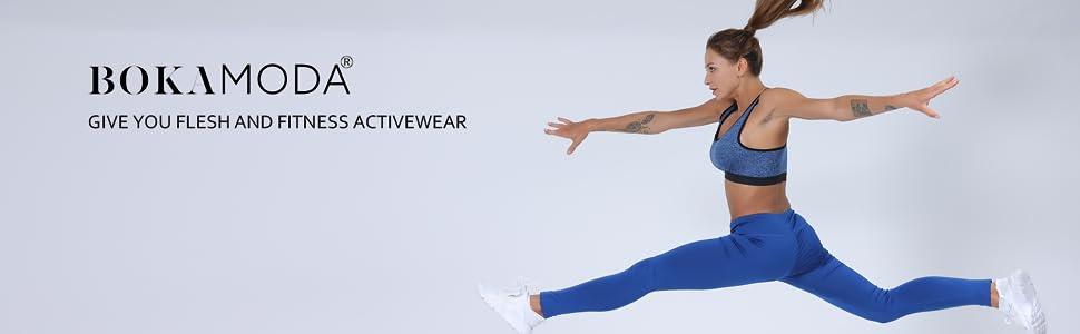 BOKAMODA Yoga Pants