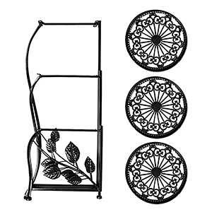DAZONE 3 tier Plant Stand