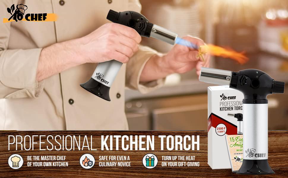 Blow Torch, Kitchen Torch