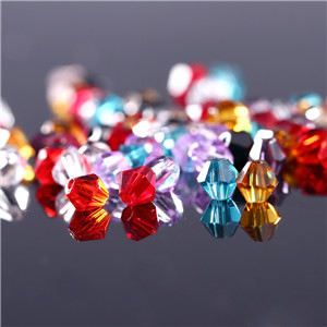bicone beads for beading crafts
