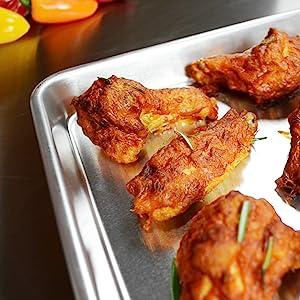 fat daddios, sheet pan, wings