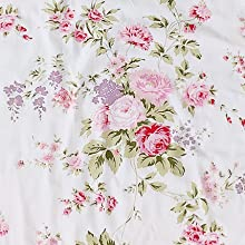 brush pink crib sheets girls toddler bed fitted sheets floral crib sheets cotton