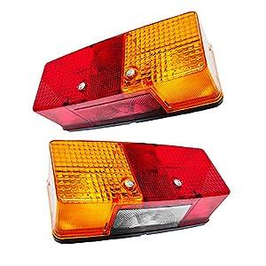 Rear Combination Light Set for Massey Ferguson
