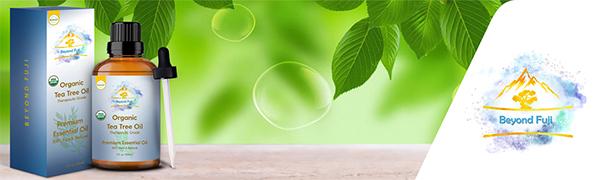 Beyond Fuji Organic Tea Tree Oil