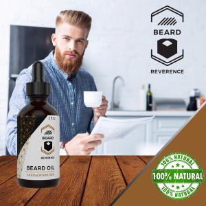 Sandalwood Idol Beard Balm 100% Natural