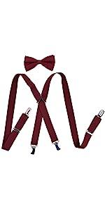 kids boys suspenders
