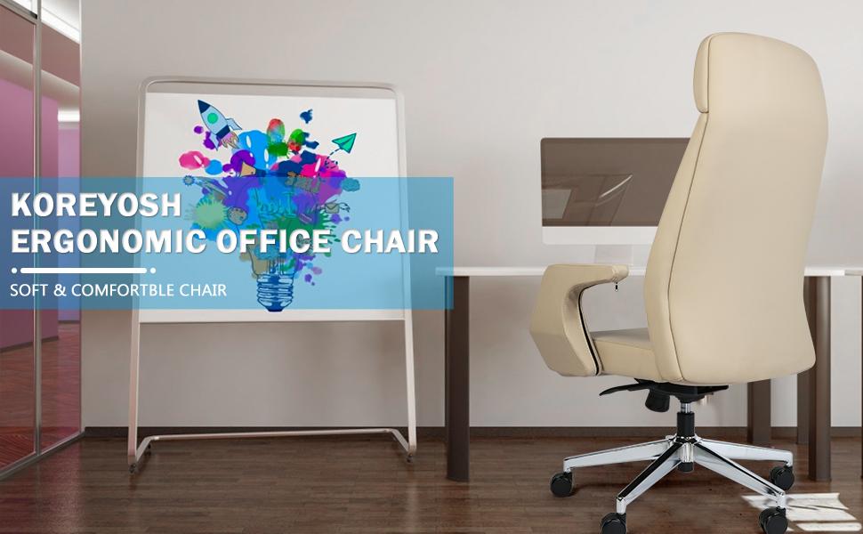 Koreyosh Ergonomic Office Chair