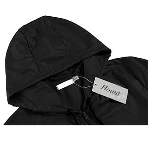 hount rain jackets
