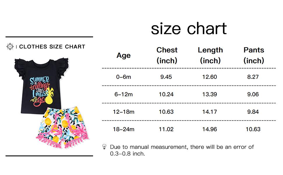 Newborn Baby Girl Short Sleeve T Shirt Tops + Floral Short Pants Summer Tassel Outfit Set