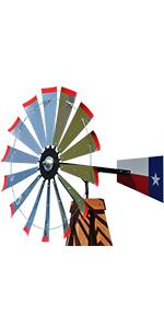 scott windmills 47 inch head
