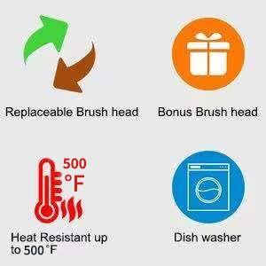 kitchen food brush