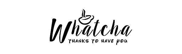 whatcha coffee mug tea cup