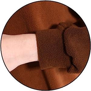 soft plush material design Details of adult unisex animal onesie costume
