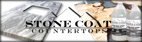 Stone Coat Countertops, Stone Coat Epoxy, Epoxy Countertops, Best Epoxy, DIY, Do it yourself epoxy