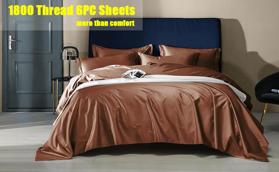 6PC SHEETS