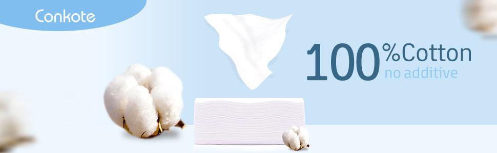 conkote cotton tissues
