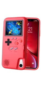 Game Phone Case for iPhone XR