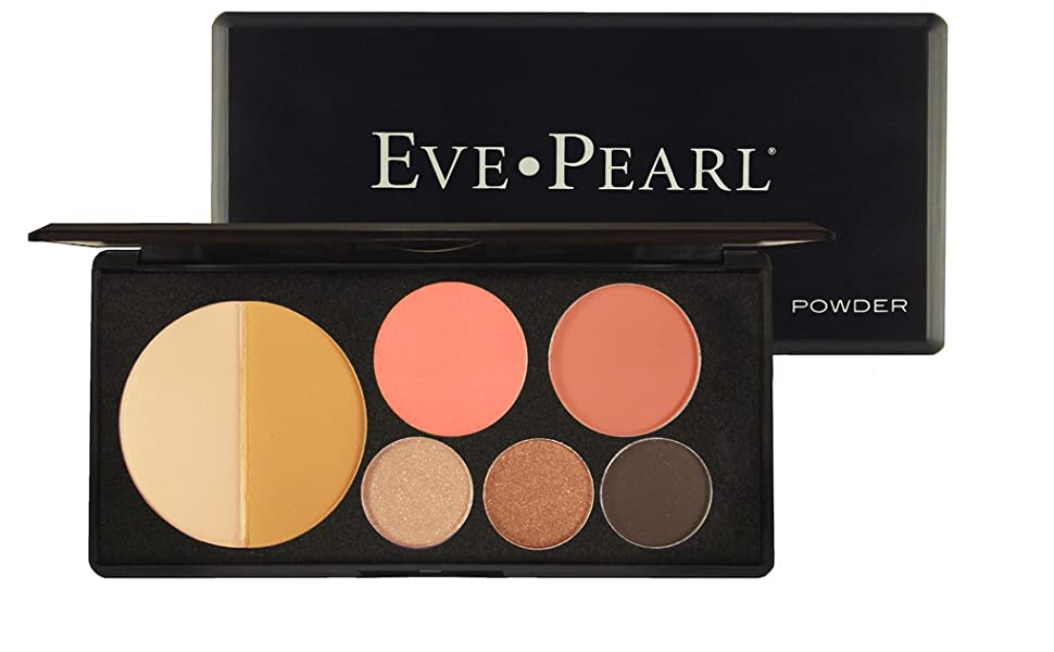 All In One Makeup Kit, Must Have Palette, Blush Powder, Summer Bronze Glow, Natural Look Countour