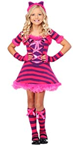 Wonderland Cat costume, kids, childs, costume, child costume