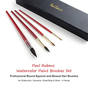 watercolor paint brush