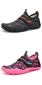 kids water shoes for girls and boys