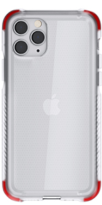 iPhone 11 Pro Max Clear Case Slim Thin Thin Silicone Shockproof Bumper Transparent Tough Armor Gels