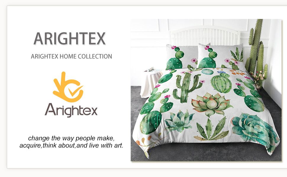 ARIGHTEX Bedding Set